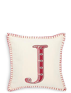 Mini Alphabet Light-up Cushion J, , catlanding