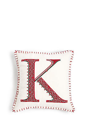 Alphabet Light-up Cushion K, , catlanding