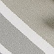 Nautical Striped Throw, NATURAL MIX, swatch