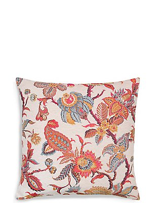 Floral Cushion, , catlanding