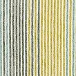 Stripe Cushion, GREEN MIX, swatch