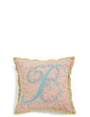 Alphabet B Cushion, , catlanding