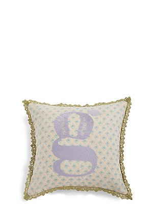Alphabet G Cushion, , catlanding