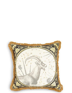 Mini Capricorn Cushion, , catlanding