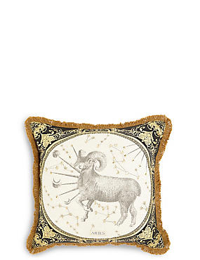 Mini Aries Cushion, , catlanding