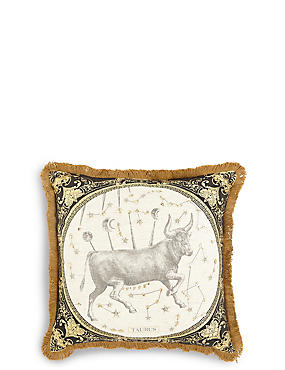 Mini Taurus Cushion, , catlanding