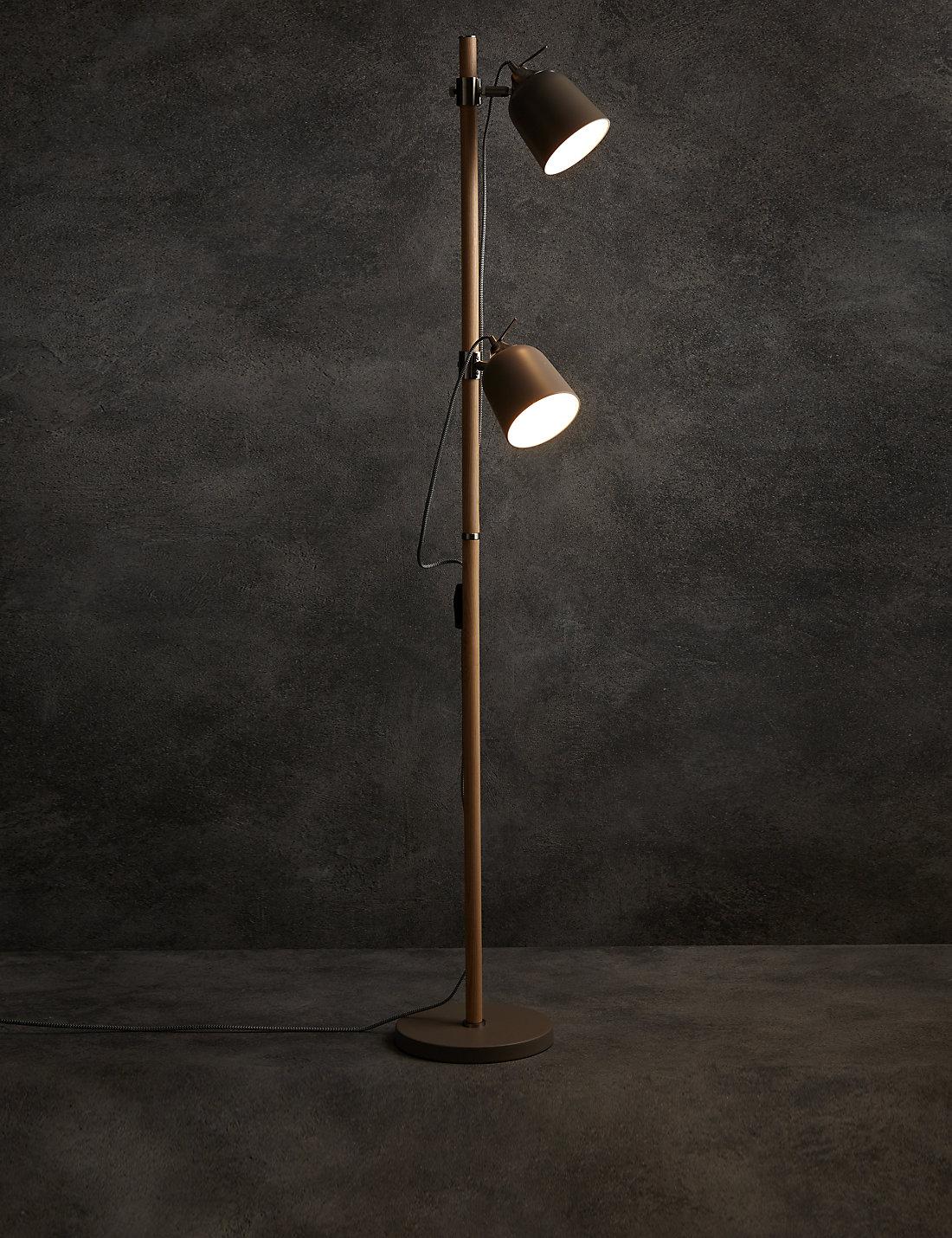 Loft Adjustable Task Floor Lamp
