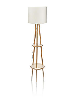 Shelves Floor Lamp, , catlanding