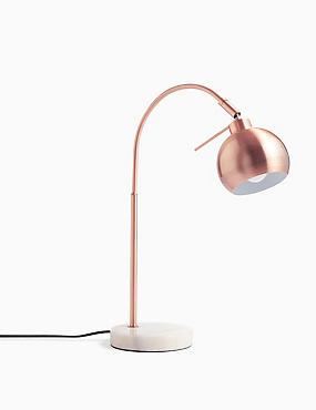 Archie Table Lamp, COPPER, catlanding