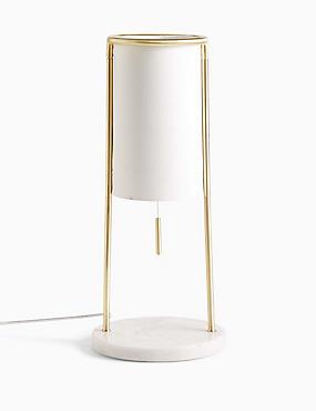 Clark Table Lamp, , catlanding