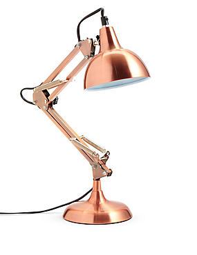 Task Lamp, COPPER, catlanding