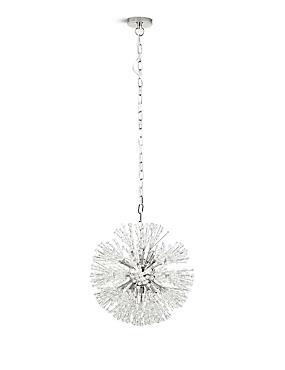Belle Crystal Sputnik Pendant, , catlanding