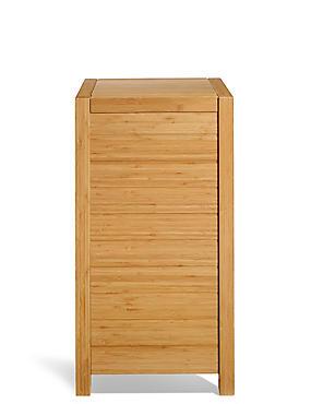 Nagoya Floor Cabinet Natural, , catlanding