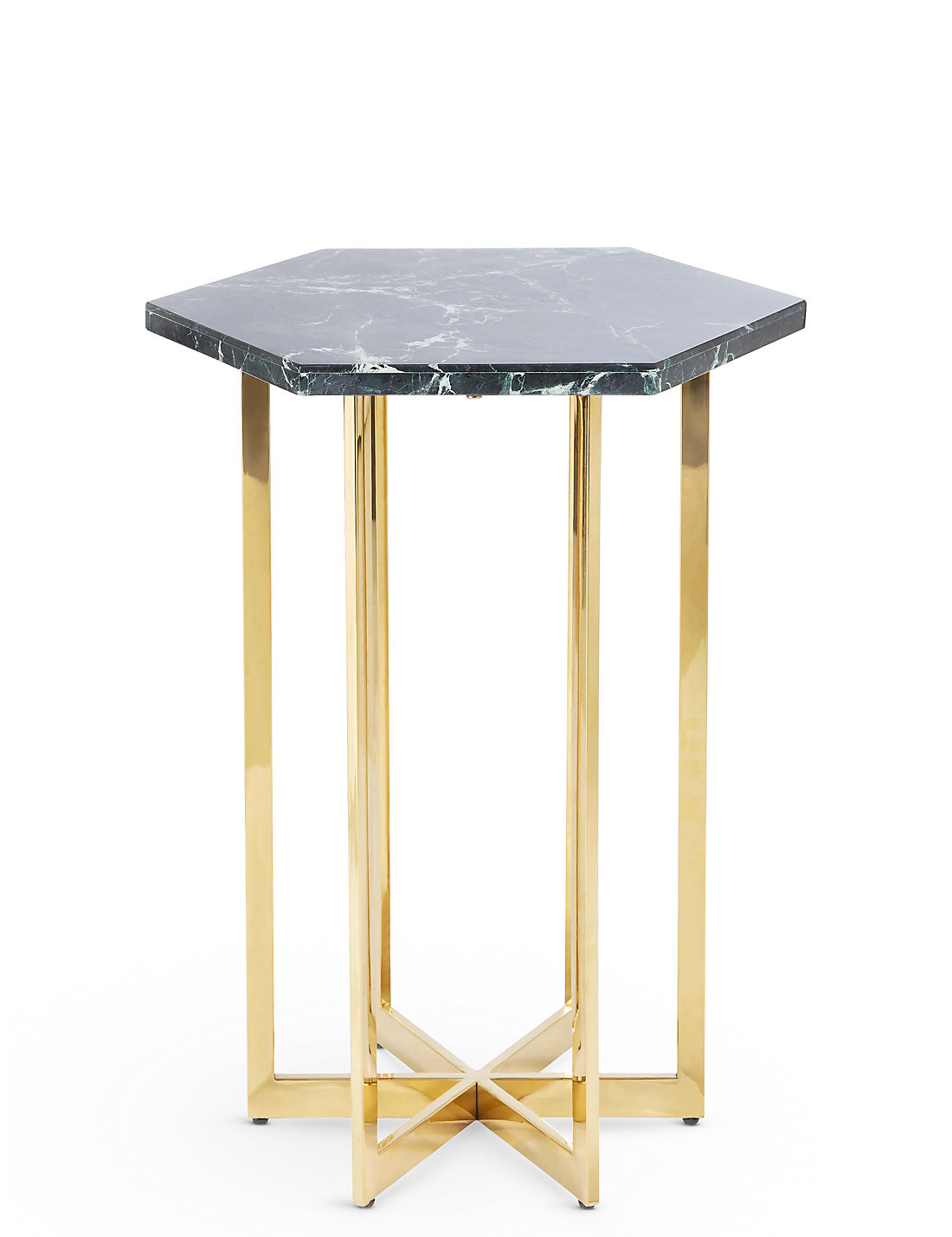 Ava green marble side table ms ava green marble side table geotapseo Choice Image