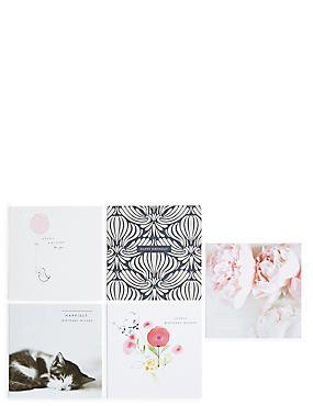 Variety Pack Birthday Card Bundle , , catlanding