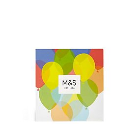 Gift cards christmas wedding birthday gift cards ms balloons gift card negle Gallery