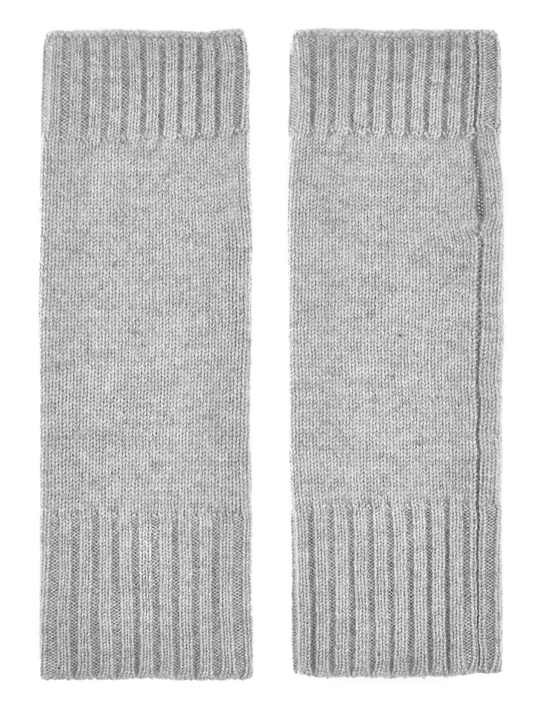 Fingerless gloves for musicians - Pure Cashmere Fingerless Gloves