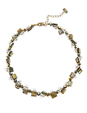 Twisted Shell Necklace