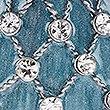 Gustavs Egg Diamanté Encrusted Trinket Box, PALE BLUE, swatch