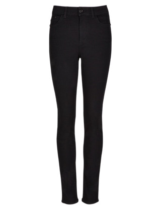 Roma Rise Stretch Jeggings Clothing