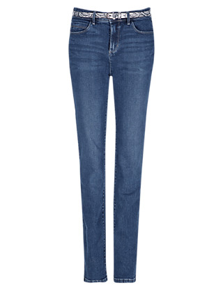 Roma Rise Perfect Sculpt & Lift Denim Jeans Clothing
