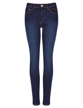 Roma Rise Perfect Sculpt Washed Look Jeggings