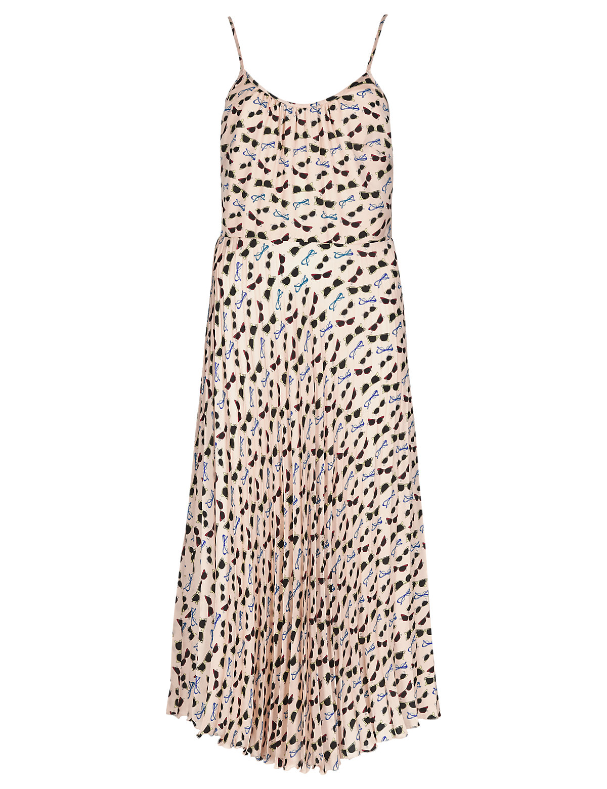 Sunglasses Print Midi Dress £49.50