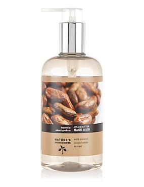 Cocoa Butter Hand Wash 300ml, , catlanding