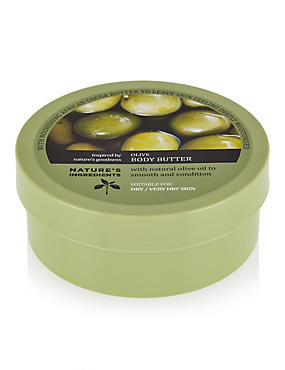 Olive Body Butter 200ml