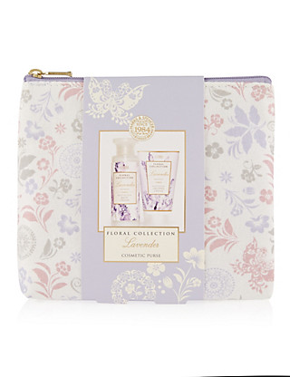 Lavender Mini Purse Home