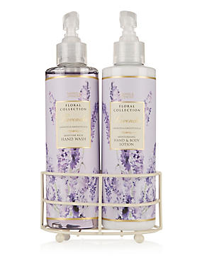 Lavender Hand Wash & Lotion Set