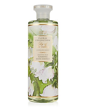 Lily of the Valley Foaming Bath Essence 500ml