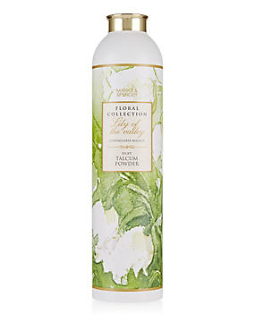 Lily of the Valley Talcum Powder 200g