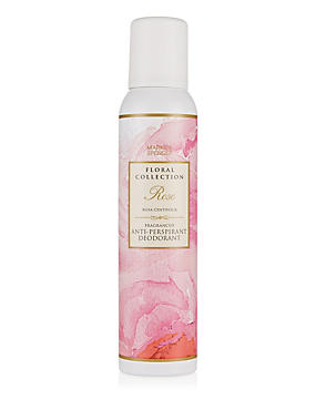 Rose Anti-Perspirant Deodorant 150ml