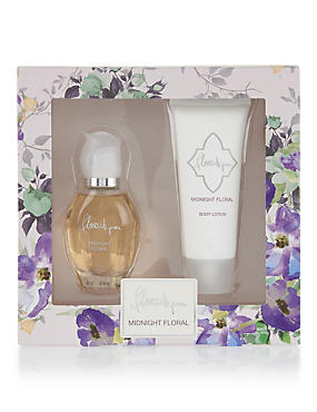 Midnight Floral Fragrance Gift Set