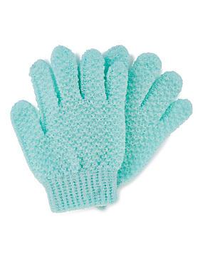 Exfoliating Gloves, , catlanding