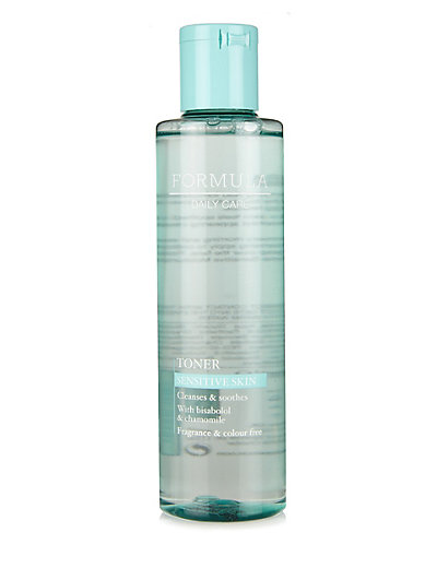 Daily Care Sensitive Skin Toner 200ml Home