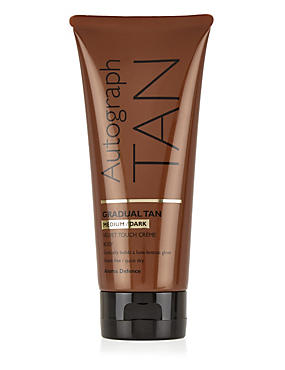 Gradual Tan Body Crème - Medium to Dark 200ml