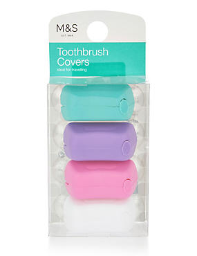 Toothbrush Covers, , catlanding