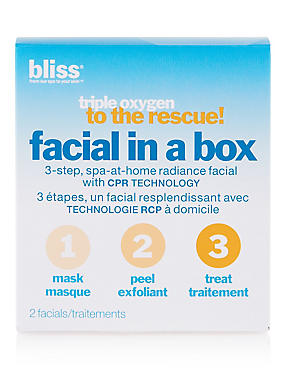 Facial in A Box to The Rescue