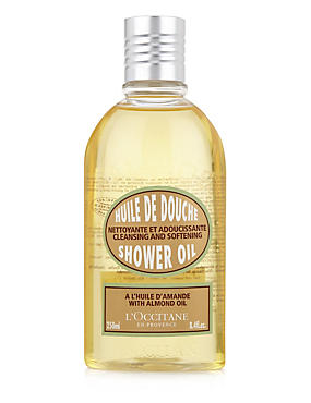 Cleansing & Softening Shower Oil 250ml, , catlanding