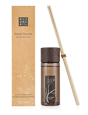 Mini Sweet Sunrise Fragrance Diffuser Sticks 50ml, , catlanding