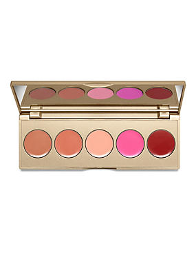 Sunset Serenade Convertible Color Palette 7.5g, COOL PINK, catlanding