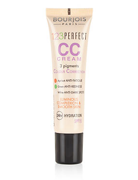 123 Perfect Colour Correcting Cream SPF 15 30ml