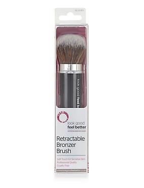 Retractable Bronzer Brush, , catlanding