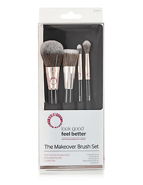 The Makeover Brush Set, , catlanding