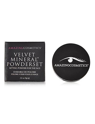 Velvet Mineral Powderset by Amazing Cosmetics #14