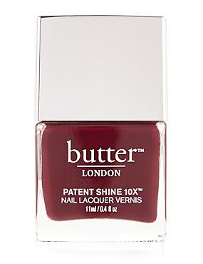 Patent Shine 10X™ 11ml, BURGUNDY, catlanding