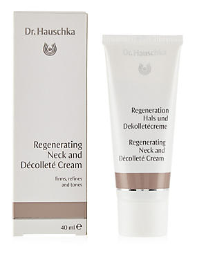 Regenerating Neck & Décolleté Cream 40ml, , catlanding