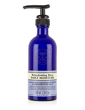 Rehydrating Rose Daily Moisture 100ml, , catlanding